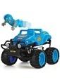 Imaginarium Şarjlı Uzaktan Kumandalı RC Yarış Kamyonu - Monster Smash Ups - Rhino Renkli